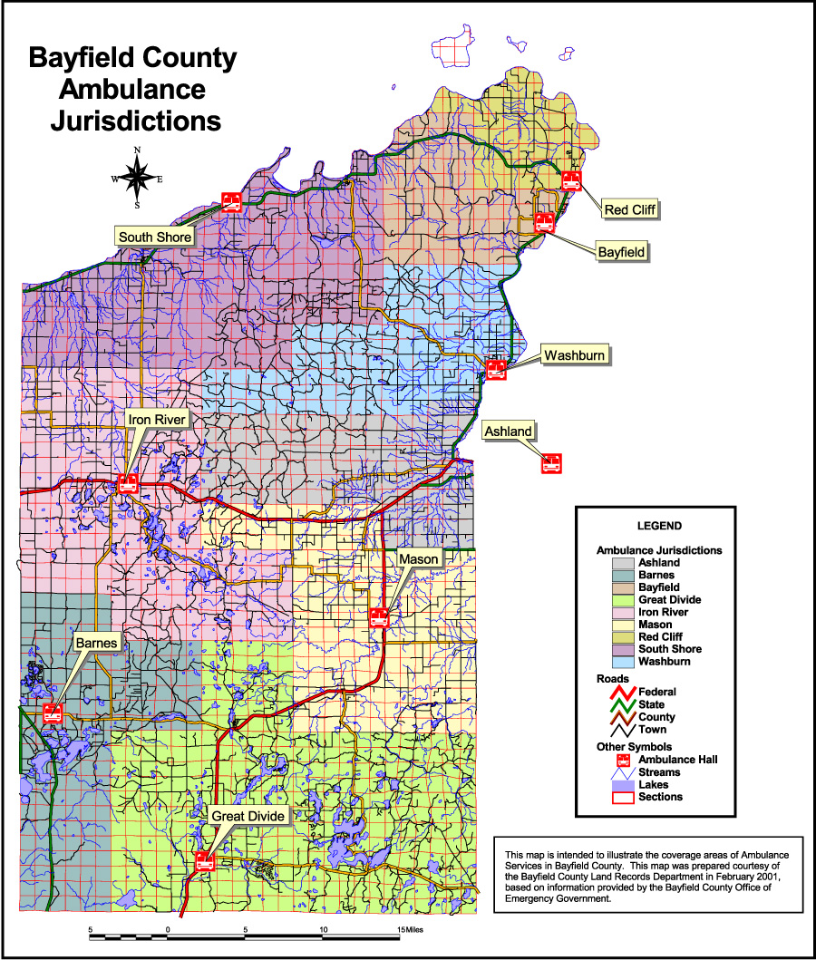 2016 Flood – Wisconsin Travel Conditions Map