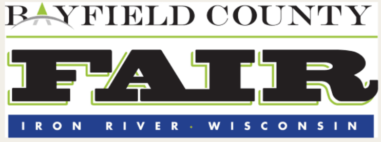 Bayfield County Fair logo
