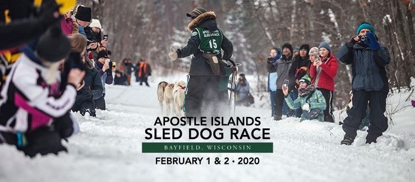 Apostle Islands Sled Dog Race with 2020 dates